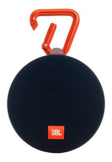 Parlante JBL Clip 2 portátil inalámbrico Black