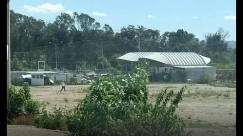 Renta De Terreno Uso Comercial En Blvd Las Torres C.u.