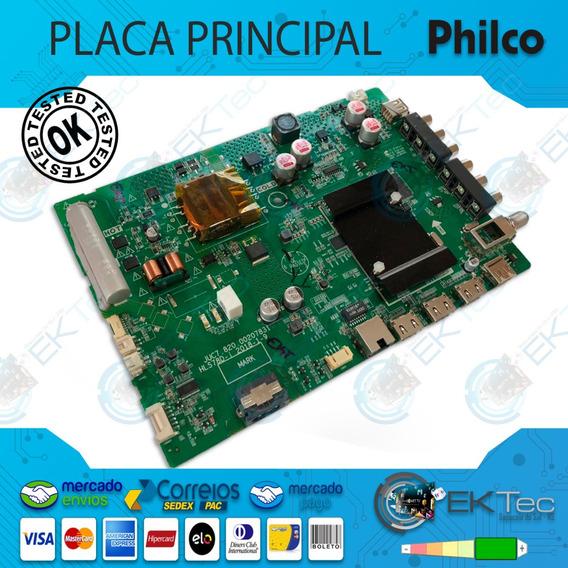 Placa Principal Tv Philco Ptv43e60sn Original Testada
