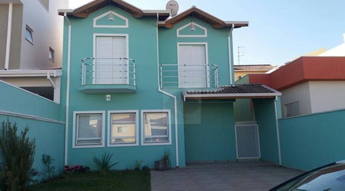 Casa Com 3 Dormitórios À Venda, 124 M² Por R$ 780.000,00 - Condomínio Villágio De Itaici - Indaiatuba/sp - Ca0975