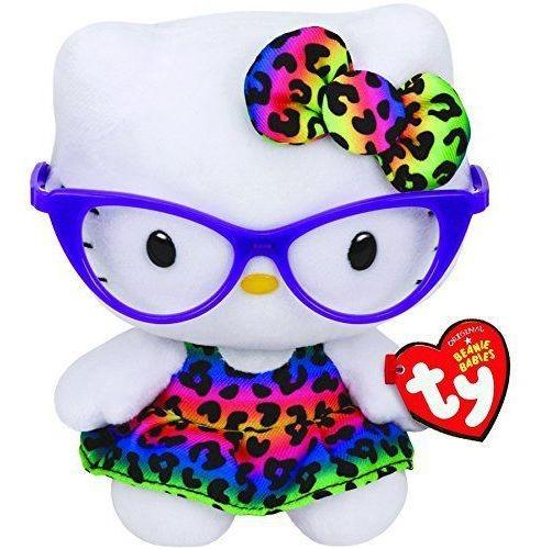 Imagem 1 de 2 de Ty Beanie Babies - Pelúcia Hello Kitty - 20 Cm - Original