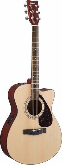 Guitarra Electroacústica Yamaha Fsx315c Natural Nueva Gtia