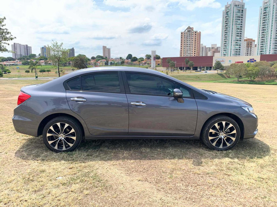 Honda Civic 2.0 Exr Flex Aut. 4p 2016