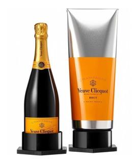Champagne Veuve Clicquot Yellow Label Brut Gouache Ed. Limit