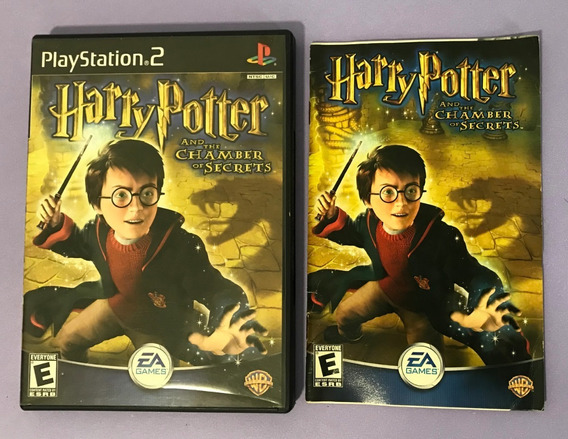 Harry Potter E A Camera Secreta - Playstation 2