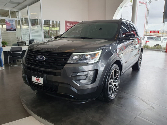 Ford Explorer 3.5 Sport At