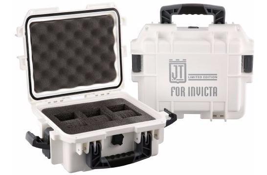 Estojo Box Case Caixa Maleta Invicta Original Promoção