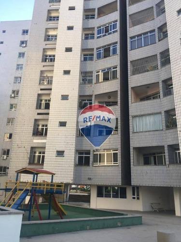 Imagem 1 de 20 de Apartamento Com 3 Dormitórios À Venda, 139 M² Por R$ 315.000,00 - Cocó - Fortaleza/ce - Ap0035