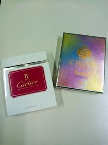 Marquillas Box De Cigarrillos Cartier-sobraine (vacias)