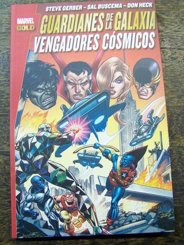 Guardianes De La Galaxia * Vengadores Cosmicos * Sal Buscema