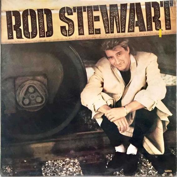 Lp Rod Stewart - Rod Stewart (1986)
