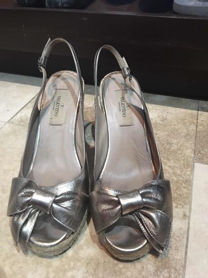 Zapato Alpargata Valentino Autentico