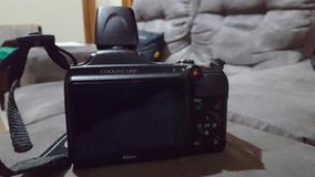 Camera Nikon 30x Wide Optical Zoom Ed Vr