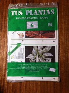 Tus Plantas Fichero Practico Sarpe Nº 6