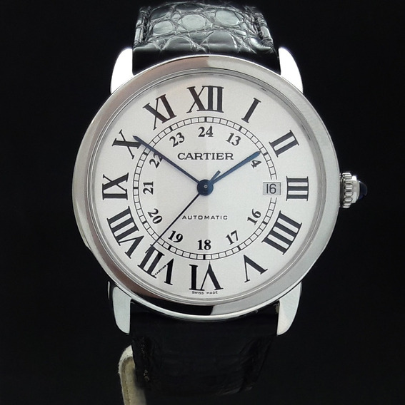 Cartier Ronde Solo 42mm Completo S/juros