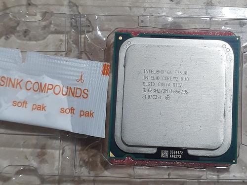 Processador Intel Core 2duo E7600 3.06 Ghz/3m Cache/fsb 1066