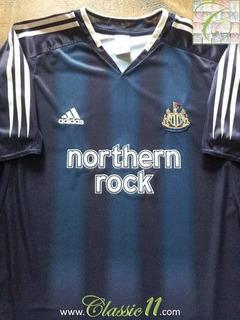 Camisa Newcastle United 04/05 Shearer #9 Excelente Estado