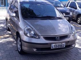 Honda Fit 1.5 Ex 5p 2005