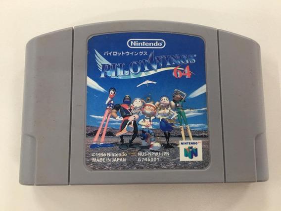 Pilotwings 64 Nintendo 64 Original