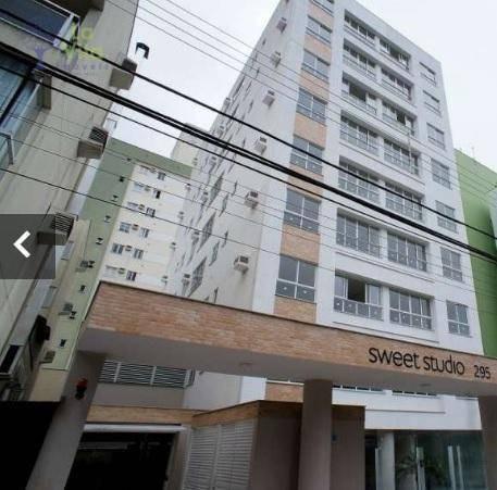 Apartamento Com 1 Dormitório Para Alugar, 40 M² Por R$ 1.350,00/mês - Victor Konder - Blumenau/sc - Ap0377