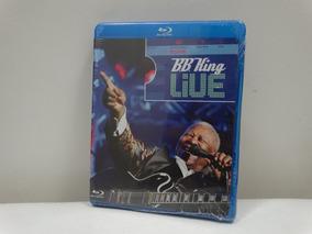 Blu-ray B. B. King - Live! - Lacrado - Blues Blu Ray