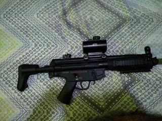 Rifle De Aisorft