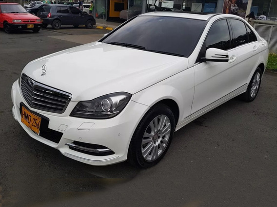 Mercedes Benz Clase C 200 Cgi Elegance 2013