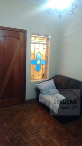 Casa A Venda No Bairro Cerâmica Em São Caetano Do Sul - Sp.  - 423-1