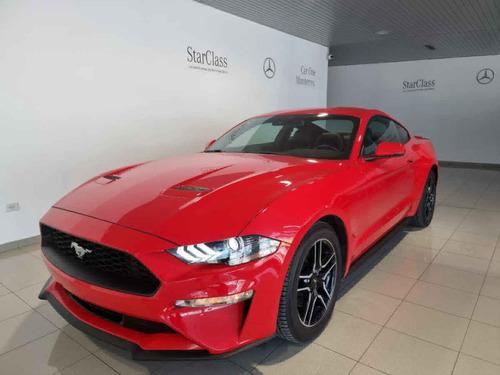 Imagen 1 de 13 de Ford Mustang 2020 2p Ecoboost At 2.3l