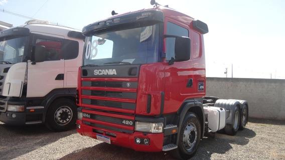 Scania R420 6x2 2008