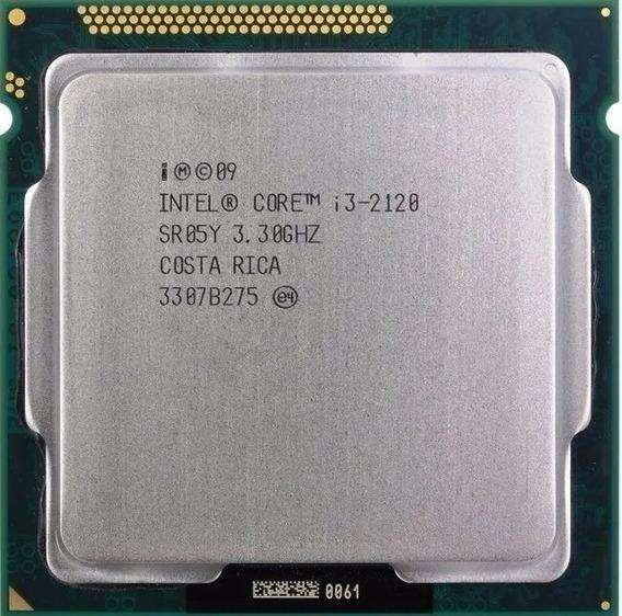Processador Intel Core I3 2120 3.3 Ghz Gratis Pasta Termica