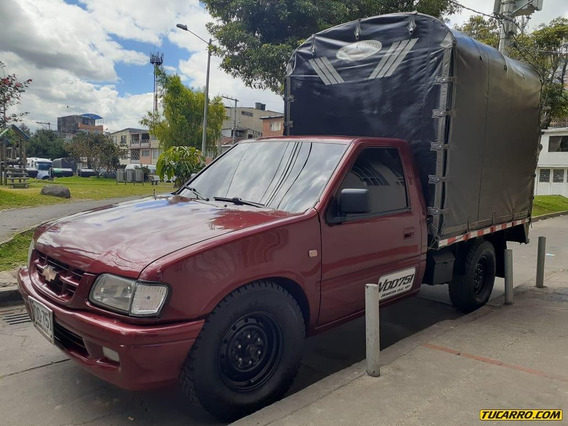 Chevrolet Luv Estacas Mt 2500cc Td 4x2