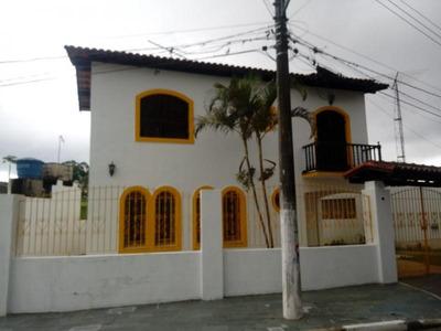 Casa Para Locação Independente 3 Dormitórios, Churrasqueira