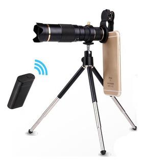 Lente De Celular Zoom 23x Lente Camera Telescópica Universal