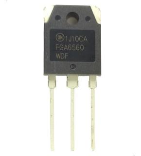 Transistor Fga6560wdf Fga6560wd Fga6560 To-3p 120a 650v 306w