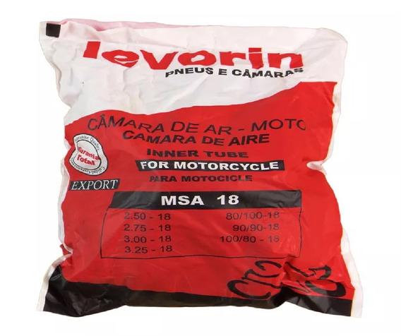 Camara Moto Msa Aro 18 Levorin Fan 125 Cg Titan 125 150 Ybr