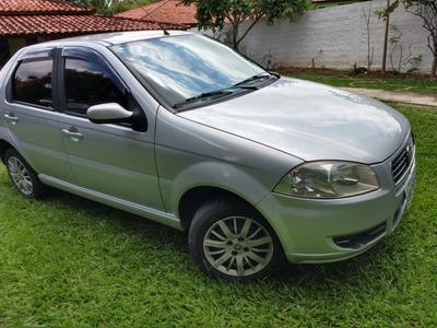 Fiat Siena El 1.0 Flex 4 Pt Cor Prata