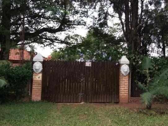Chácara Com 3 Dormitórios À Venda, 2500 M² Por R$ 550.000 - Vale Verde - Santo Antônio De Posse/sp - Ch0332