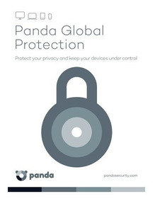 Panda Global Protection ( Dome Complete ) 1 Ano 2 Pc .leia!