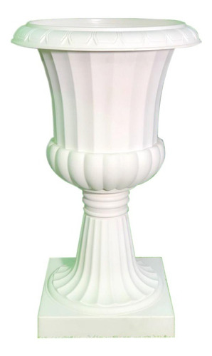 Maceta Copon Romano 30 Cm  Compuesto Plastico 60413
