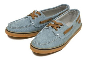 Sperry Top Sider Zapatos Tenis Mujer Niña Sts94116