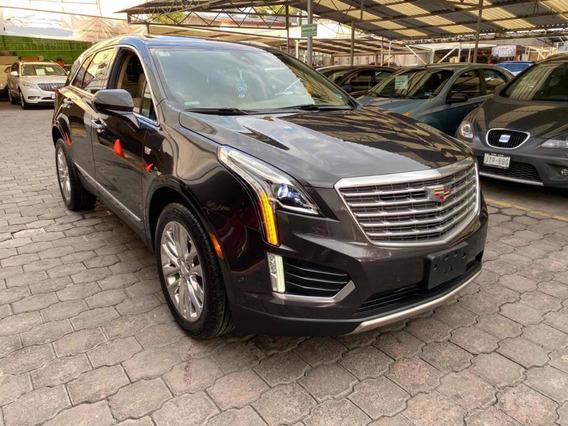 Cadillac Xt5 3.7 Platinum Piel Quemacocos Panorámico 2018