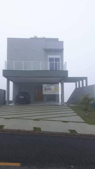 Casa À Venda, 220 M² Por R$ 1.280.000 - Condomínio Bella Cittá Fazenda Rodeio - Mogi Das Cruzes/sp - Ca0655
