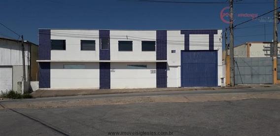 Galpões Industriais Para Alugar Em Mairiporã/sp - Alugue O Seu Galpões Industriais Aqui! - 1421799