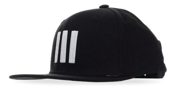 Gorra adidas Snapback 3-stripes - Ed0247 - Negro - Unisex