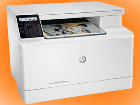 Multifuncional Hp Color Laser M180nw Wifi Toner Antiga M176n