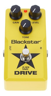 Pedal Overdrive Silent Switching Bypass Blackstar Lt Drive