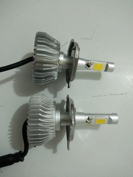 Par Lampadas Automotivas Led 40w L496