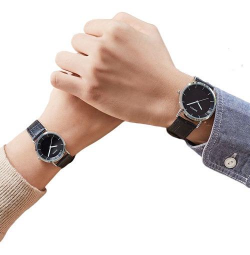 Duo Relojes Hermosos Parejas Enamorados Elegantes