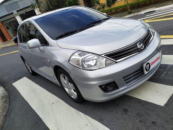 Nissan Tiida 1.8 Sl 16v 2013 - F7 Veículos